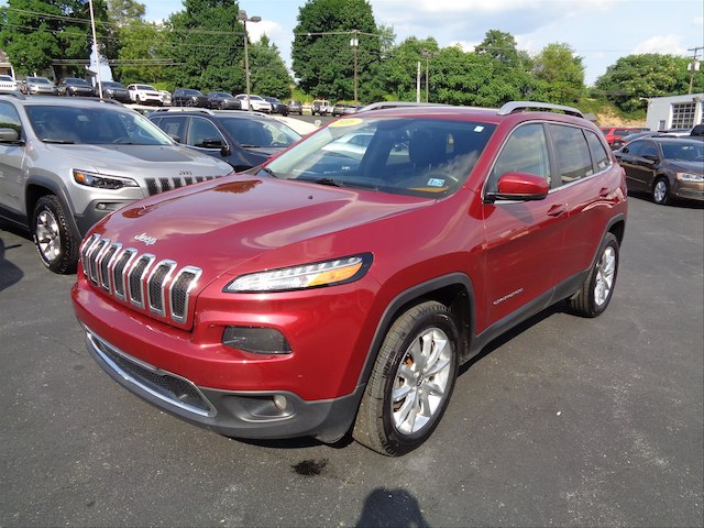 Pre Owned 2016 Jeep Cherokee Limited