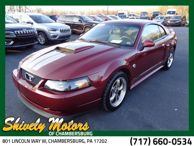 Pre-Owned 2004 Ford Mustang