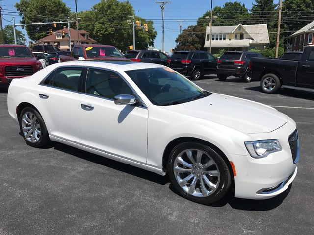 Pre-Owned 2015 Chrysler 300C 300C