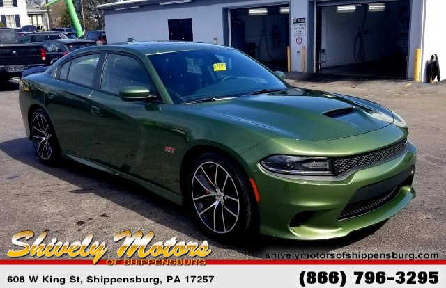 New 2018 Dodge Charger R T Pack