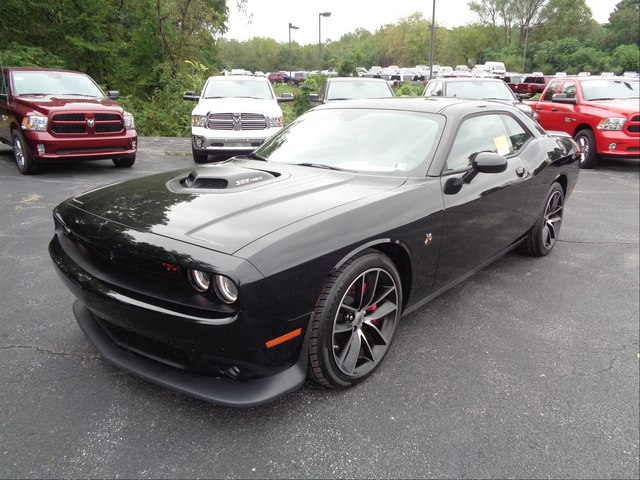 Pre Owned 2018 Dodge Challenger 392 Hemi Scat Pack Shaker Coupe In