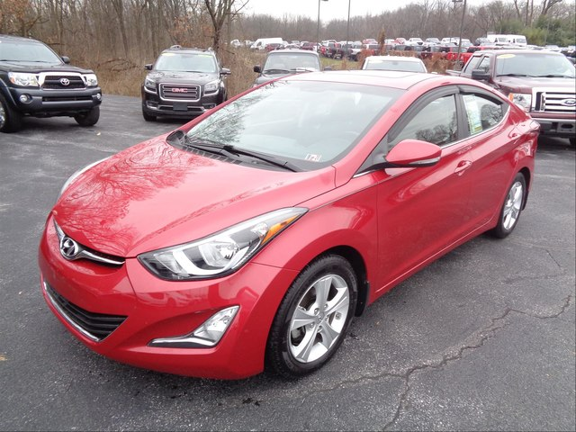 2016 Hyundai Elantra Value Edition >> Pre Owned 2016 Hyundai Elantra Value Edition Sedan In Chambersburg