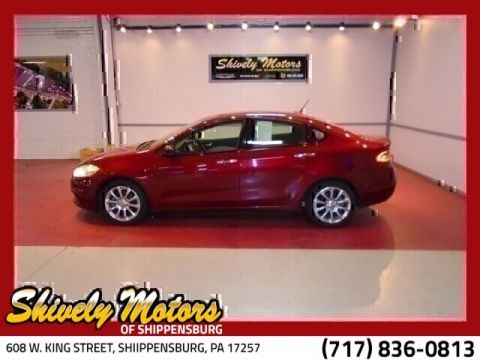 Certified Pre-Owned 2015 Dodge Dart Limited