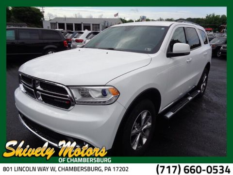 Certified Pre-Owned 2016 Dodge Durango Limited