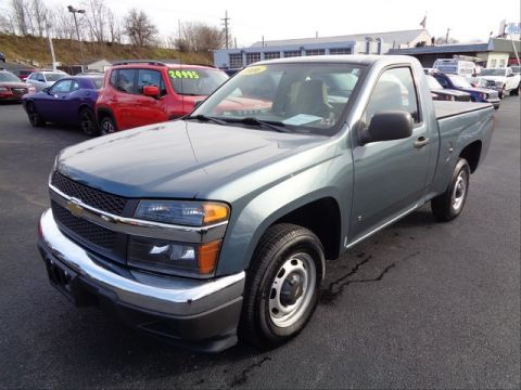 Pre-Owned 2006 Chevrolet Colorado