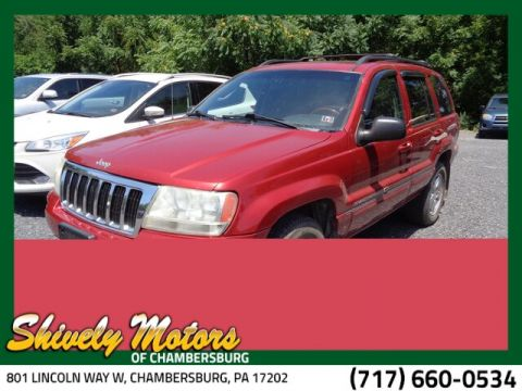 Pre-Owned 2004 Jeep Grand Cherokee Overland