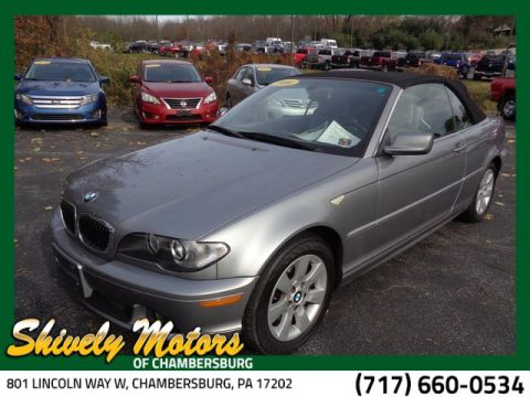 Pre-Owned 2006 BMW 325 Ci